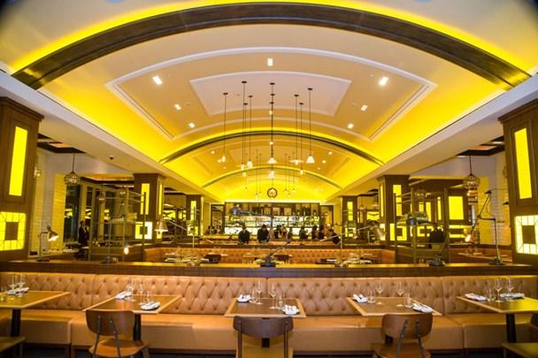Gordon Ramsay's Bread Street Kitchen & Bar