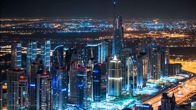 Эволюция Дубая