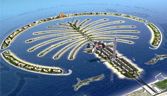 Jumeirah Palm and Beaches