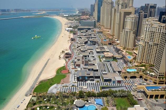 Jumeirah Beach Residences & Marina