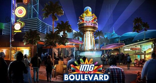 The IMG Boulevard