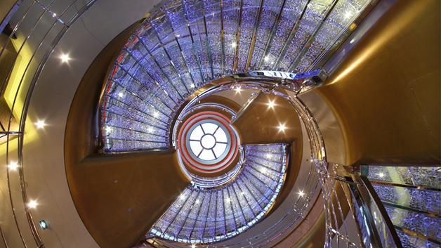 Dubai Stairs