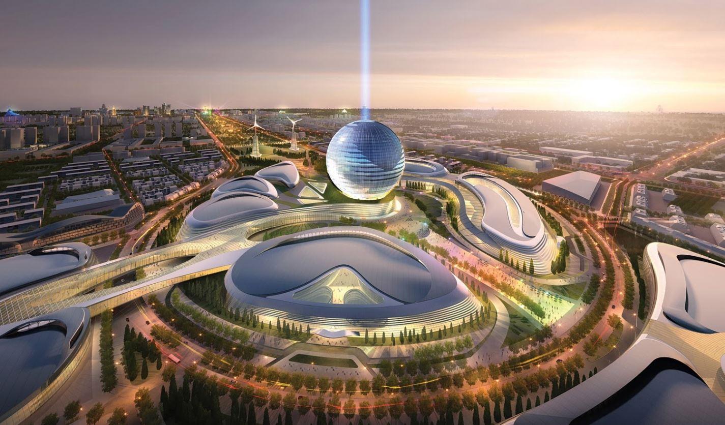 Экспо 2020 в дубаи недвижимость аджман оаэ