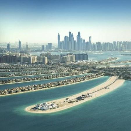 Palm Jumeirah Beaches