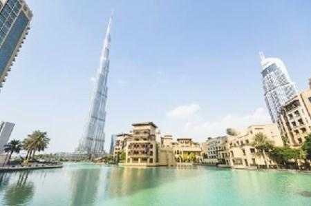 Dubai Fountains